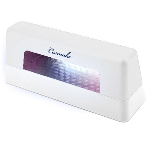 Лампа УФ 9 Ватт для геля белая (UV-01)