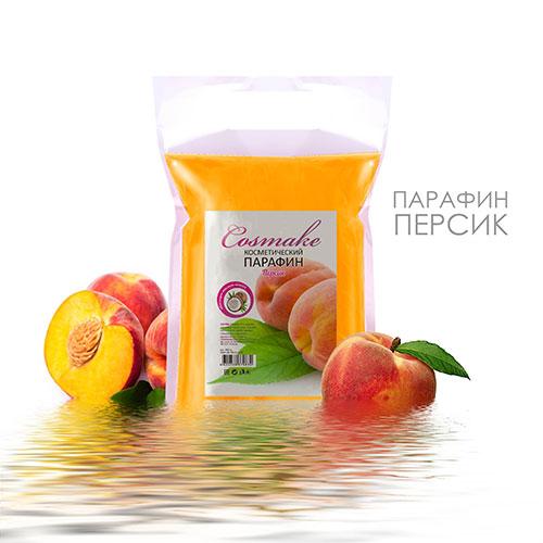 Парафин косметический 10 Персик 400 гр