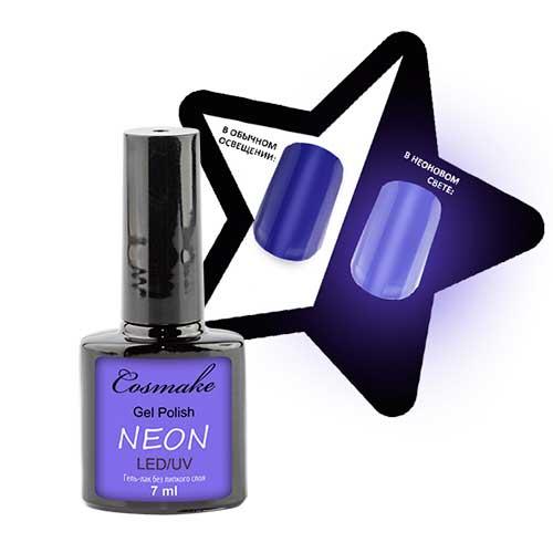 105 Гель-лак Neon Анютины глазки