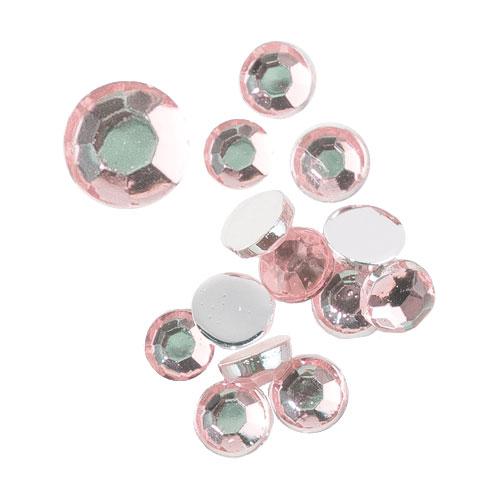 002 Стразы акриловые 2 мм в банке 50 шт
