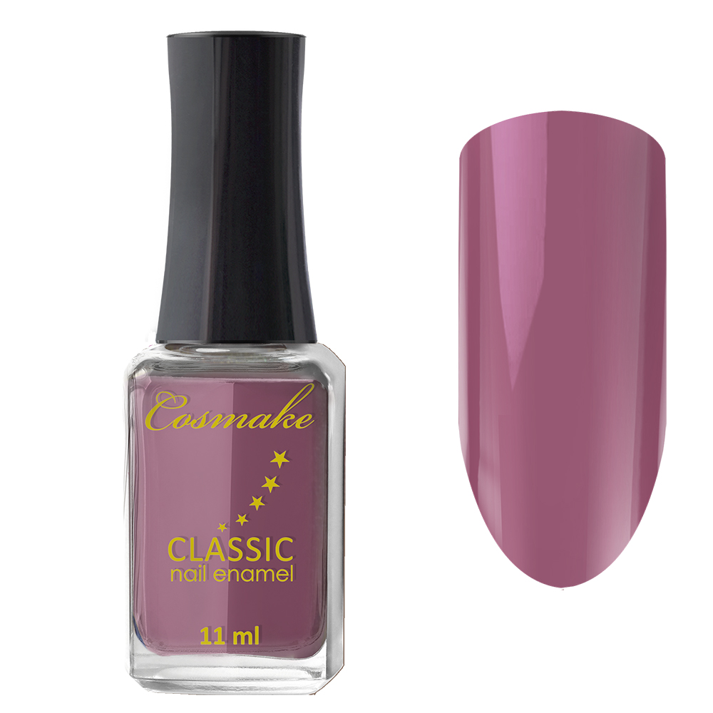 58 Лак для ногтей Cosmake CLASSIC 11 мл Серо-Розовый