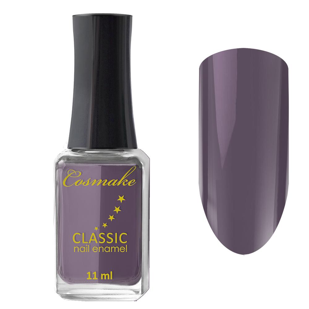 59 Лак для ногтей Cosmake CLASSIC 11 мл Серо-Сиреневый