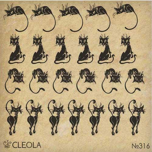 316 Фотодизайн Cleola  Кошки 2
