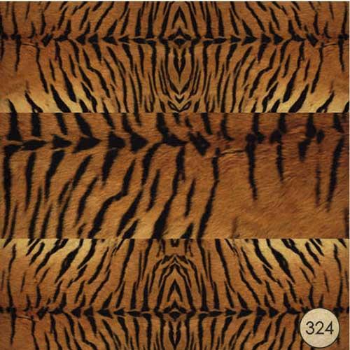 324 Фотодизайн Cleola  Тигровая шкура