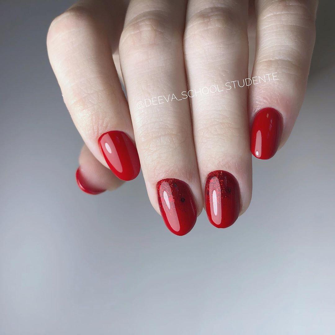 0020 Гель-лак с липким слоем 11мл Cosmake Красный