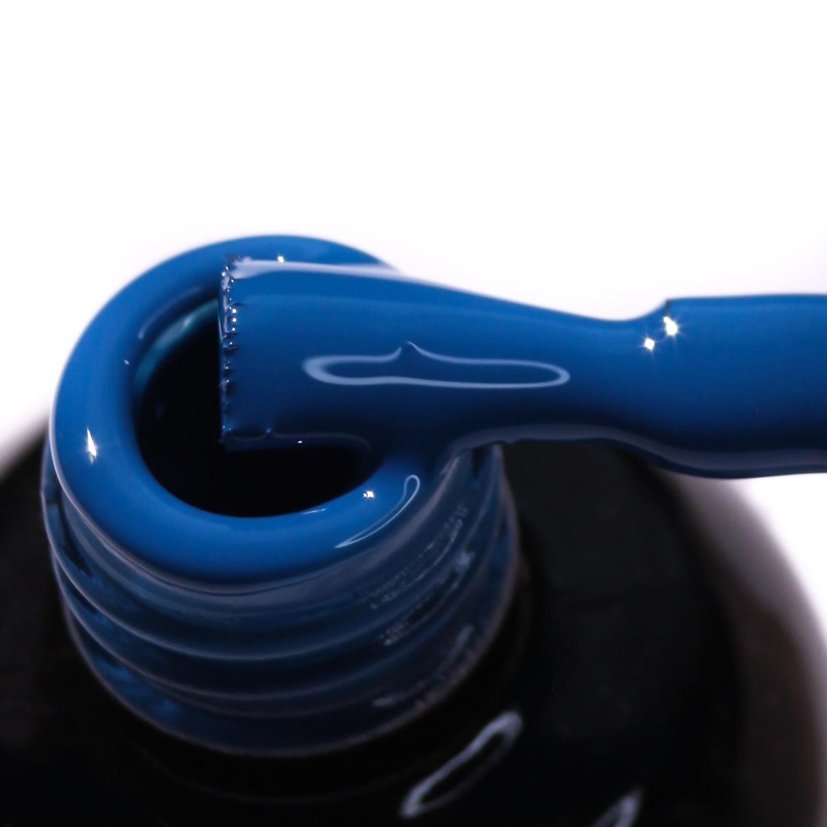 0031 Гель-лак с липким слоем 11мл Cosmake Темно-Голубой