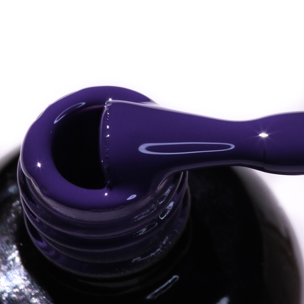 16 Гель-лак с липким слоем 11мл Cosmake Фиолетовый