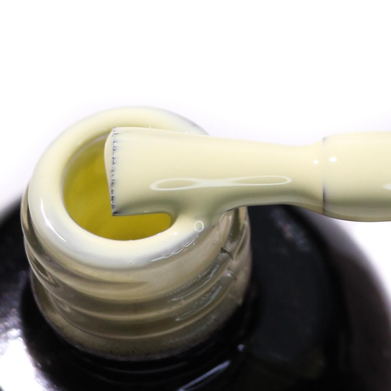 0015 Гель-лак с липким слоем 11мл Cosmake Бледно-Желтый