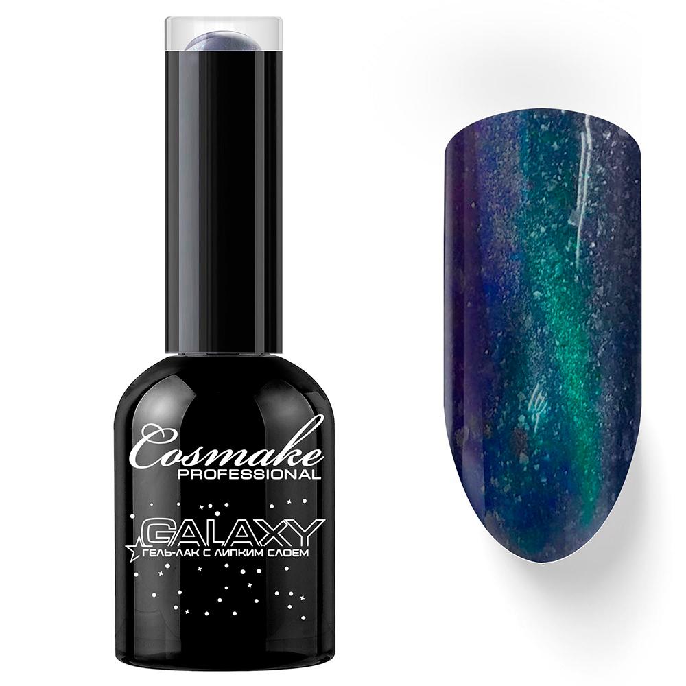 31 Гель-лак кошачий глаз Галактика 11мл Cosmake Фиолетовый