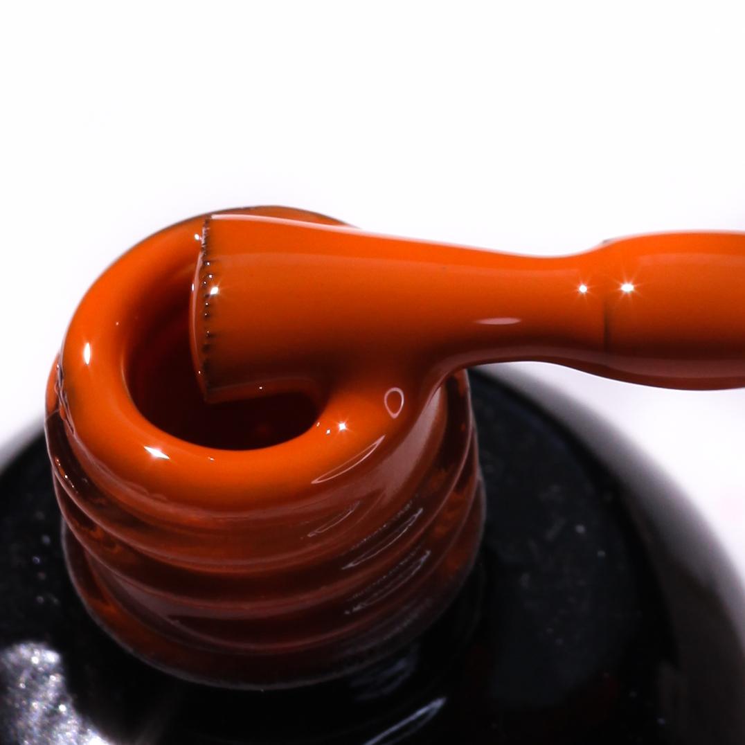 0085 Гель-лак с липким слоем 11мл Cosmake Оранжевый
