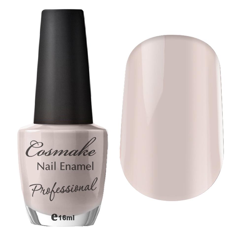 083 Лак для ногтей Professional Cosmake 16мл Розово-Бежевый