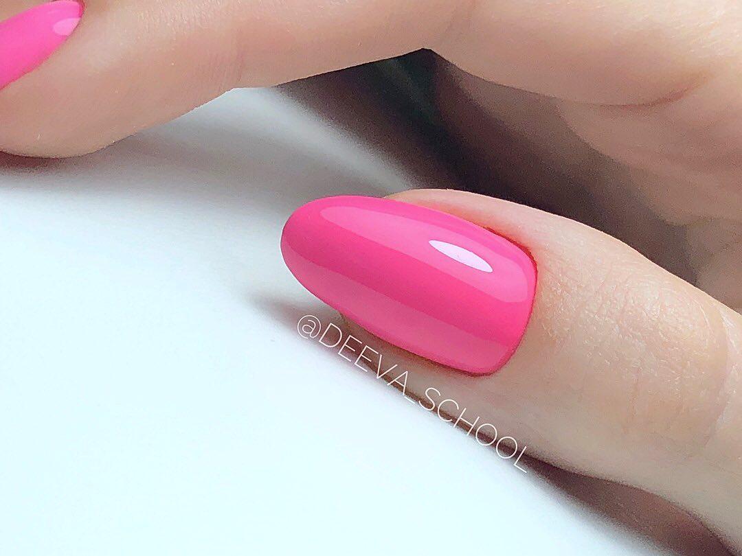 0095 Гель-лак с липким слоем 11мл Cosmake Чистый Розовый