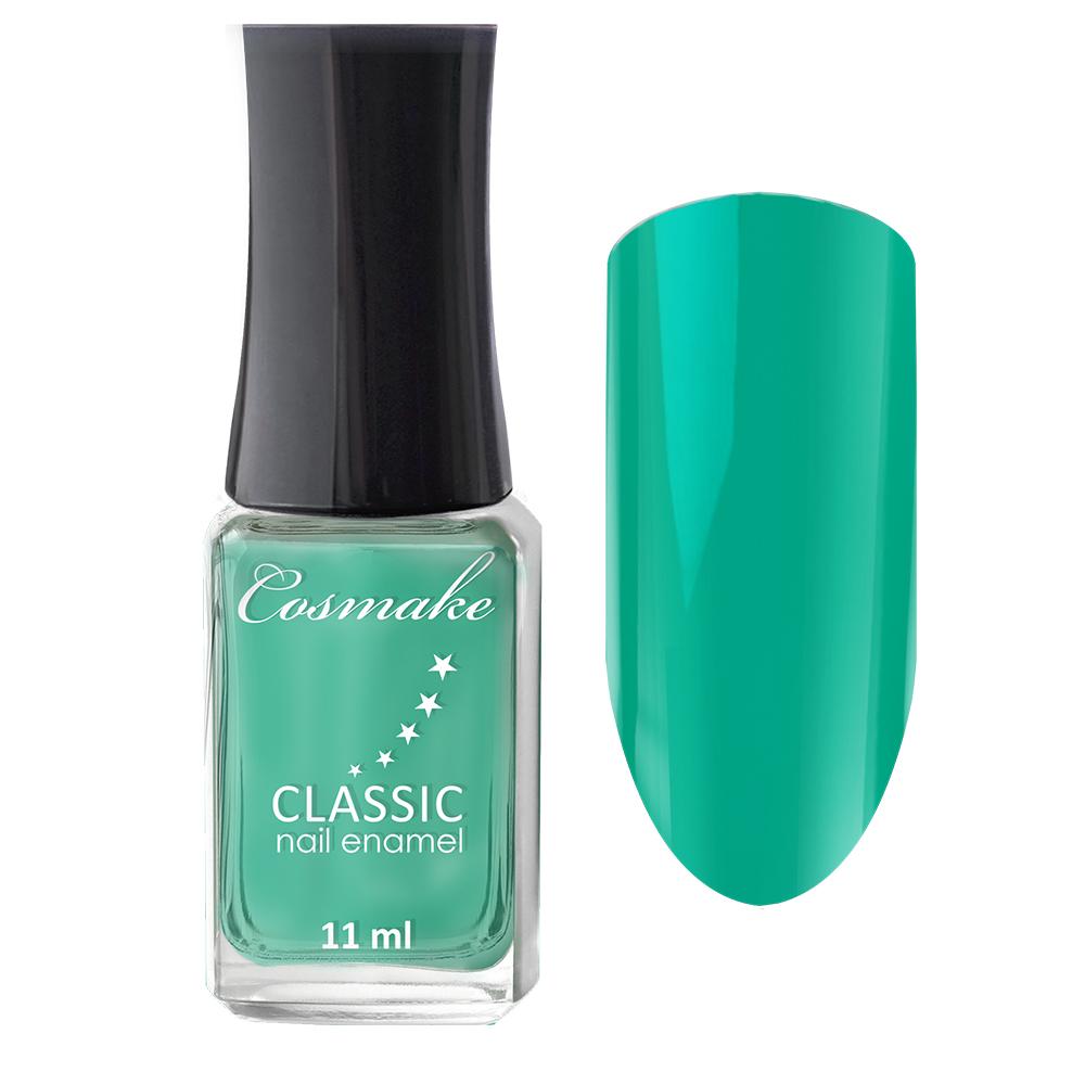 45 Лак для ногтей CLASSIC Cosmake 11мл Мятный