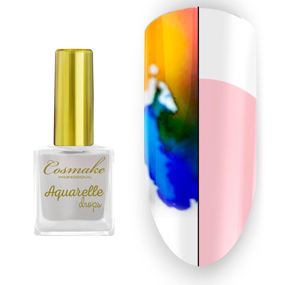 01 База Aquarelle Drops Прозрачная Cosmake 9 мл