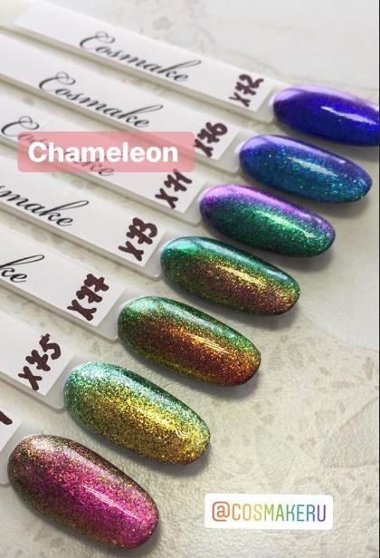 076 Гель-лак Chameleon Cosmake Premium 5 гр.