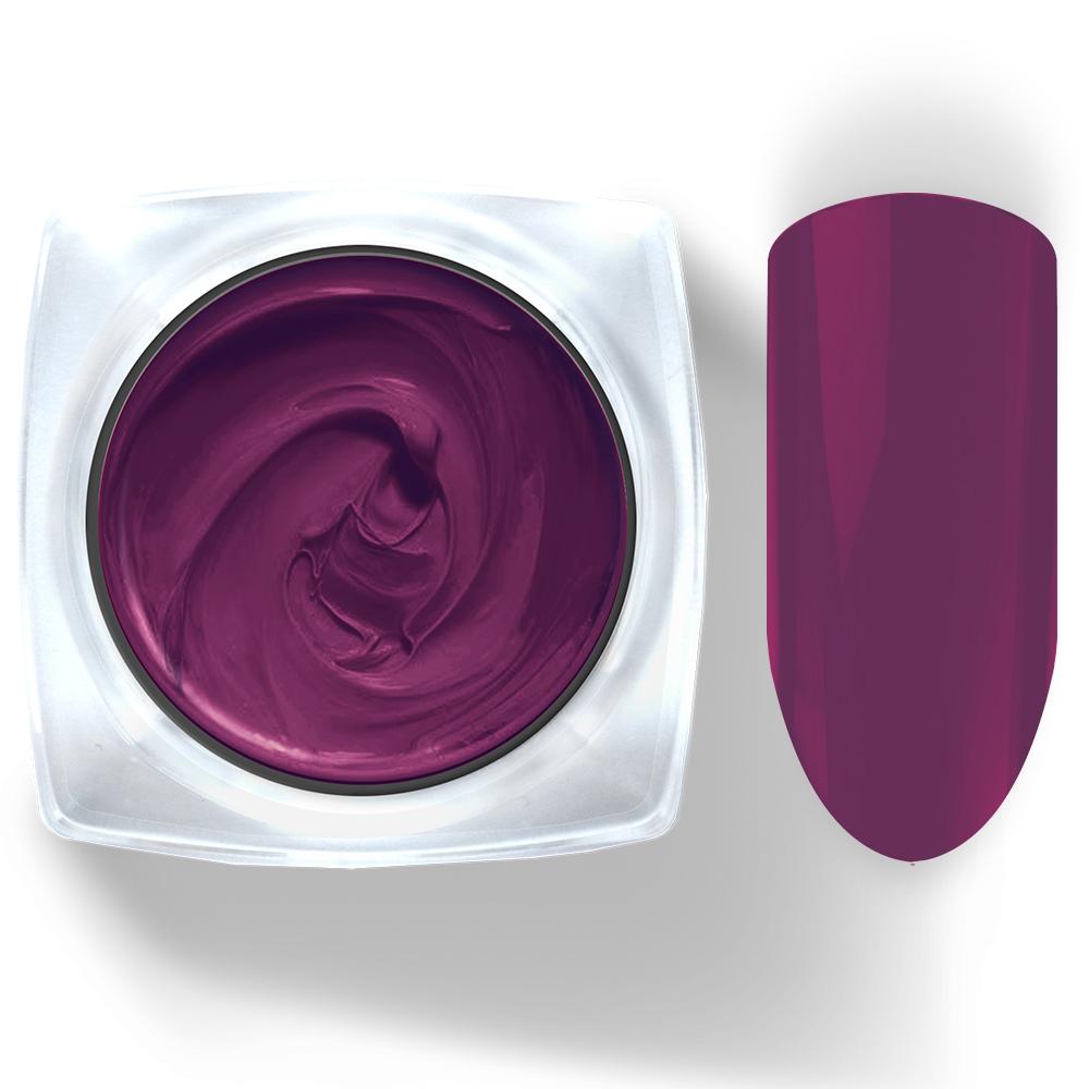 012 Гель-краска Pudding Cosmake Premium 5гр. Красно-Фиолетовая