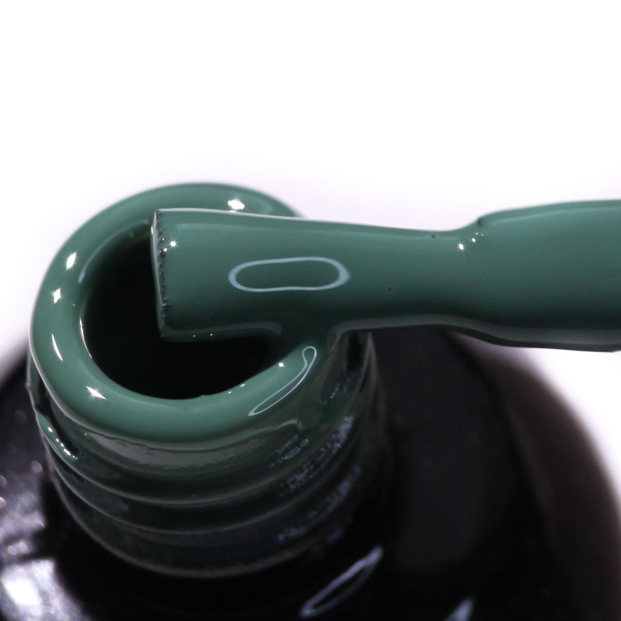 0104 Гель-лак с липким слоем 11мл Cosmake Серо-Зеленый