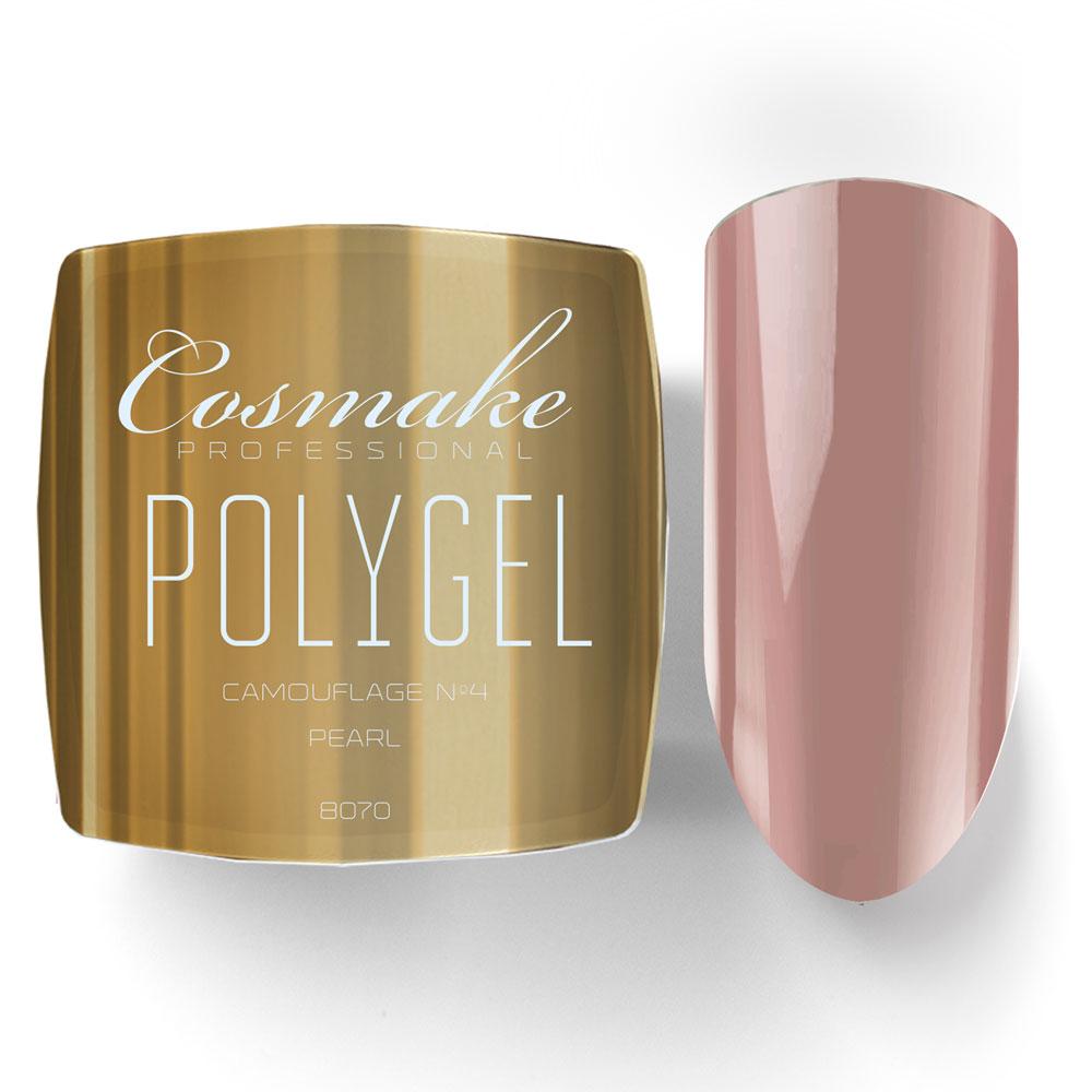 8070 Полигель камуфляж 15г Cosmake Premium