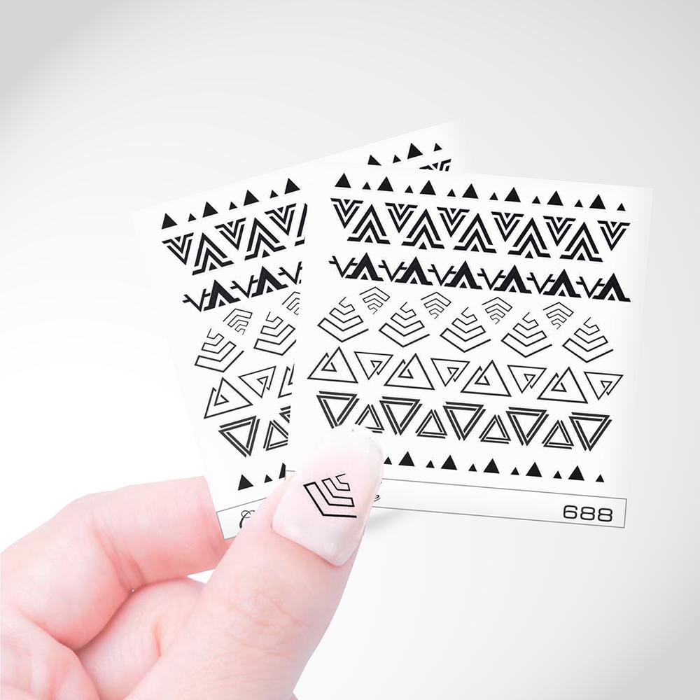688 Слайдер Дизайн Cosmake Геометрия 9