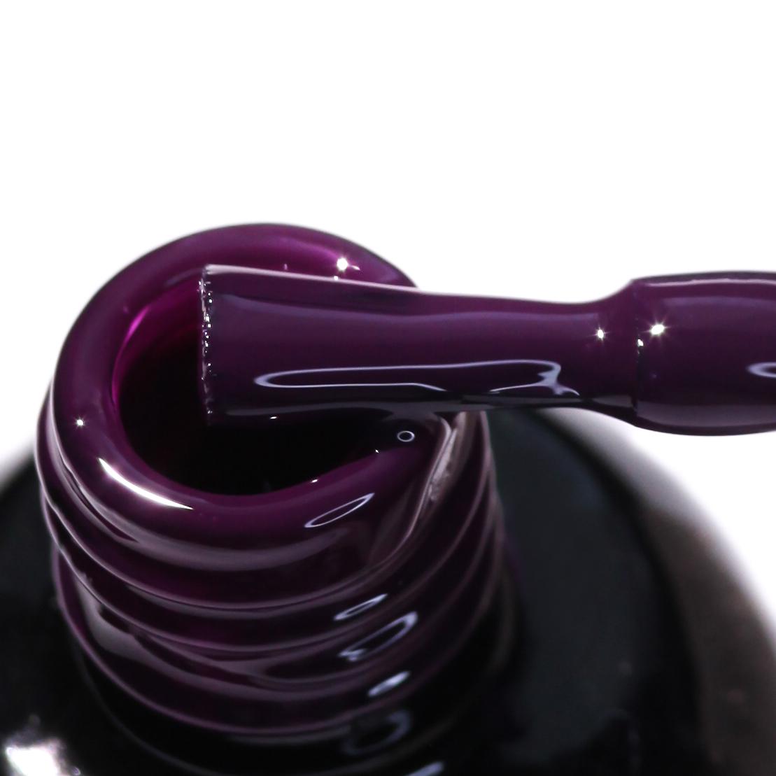 0134 Гель-лак с липким слоем 11мл Cosmake Сиренево-Фиолетовый