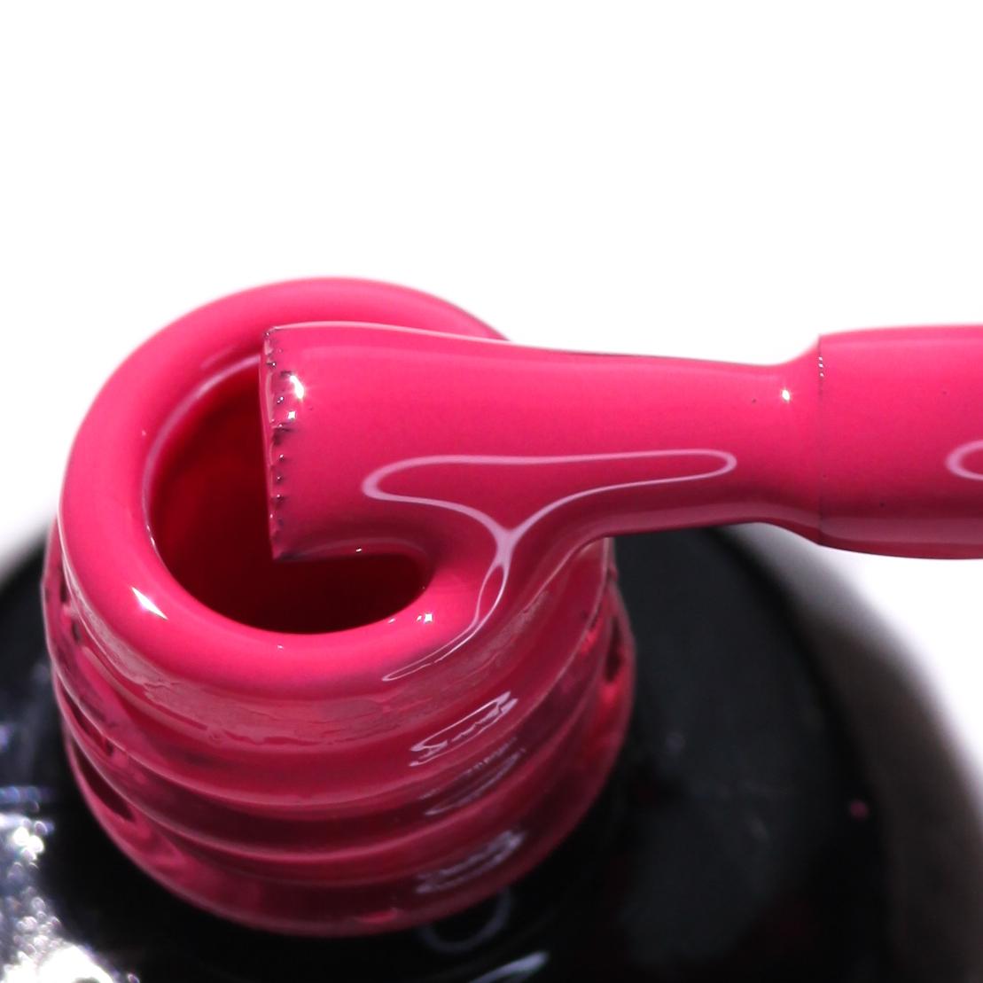 0135 Гель-лак с липким слоем 11мл Cosmake Насыщенный Розовый