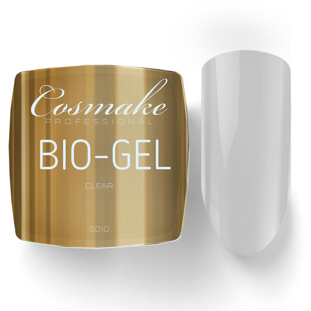 5010 Гель Bio прозрачный для укрепления Cosmake Premium 15 гр. Germany