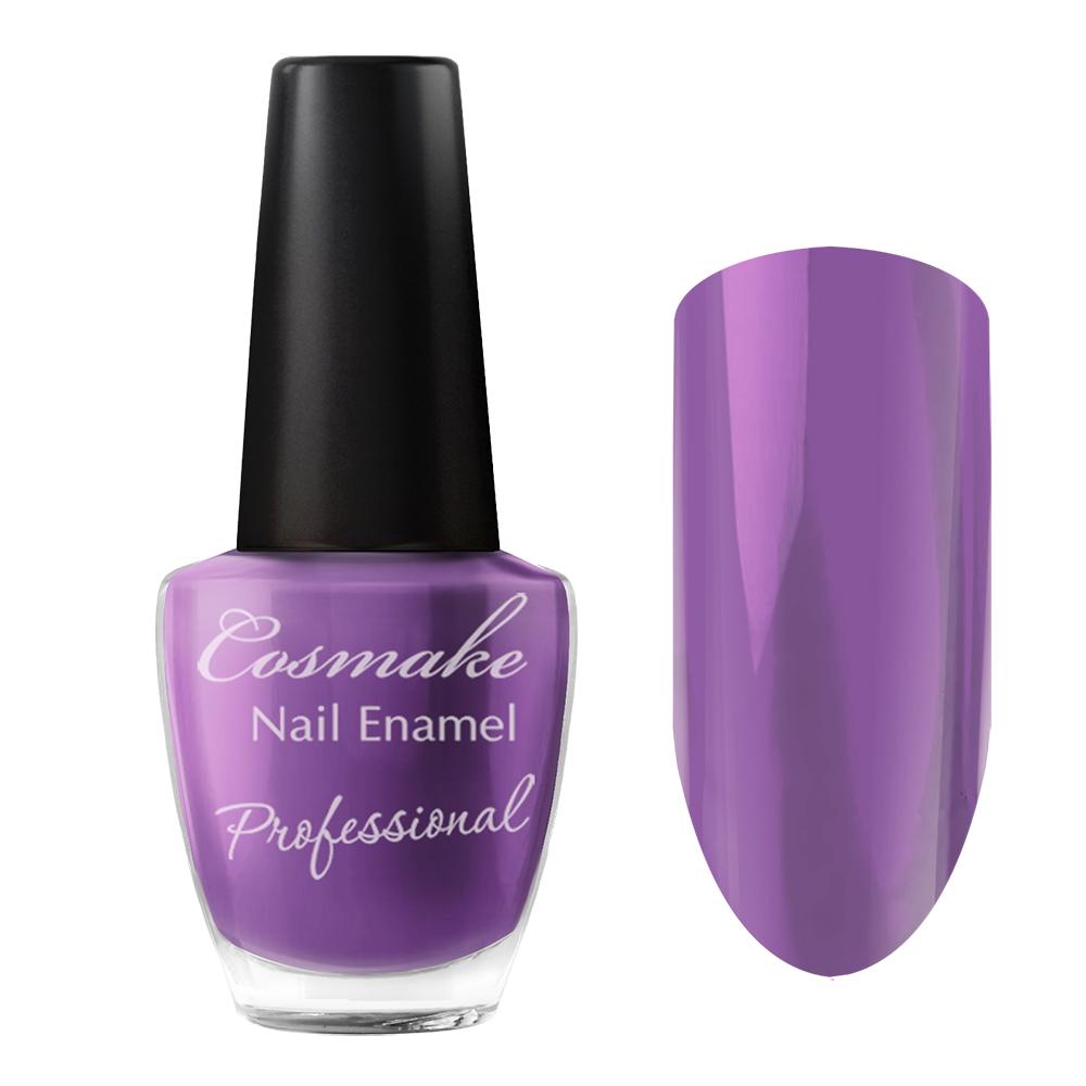 090 Лак для ногтей Professional Cosmake 16мл Ярко-Сиреневый