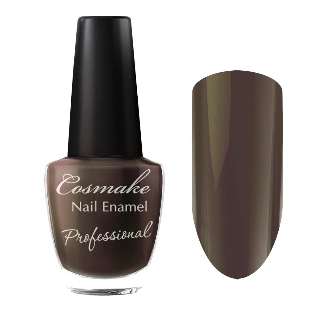 094 Лак для ногтей Professional Cosmake 16мл Коричневый