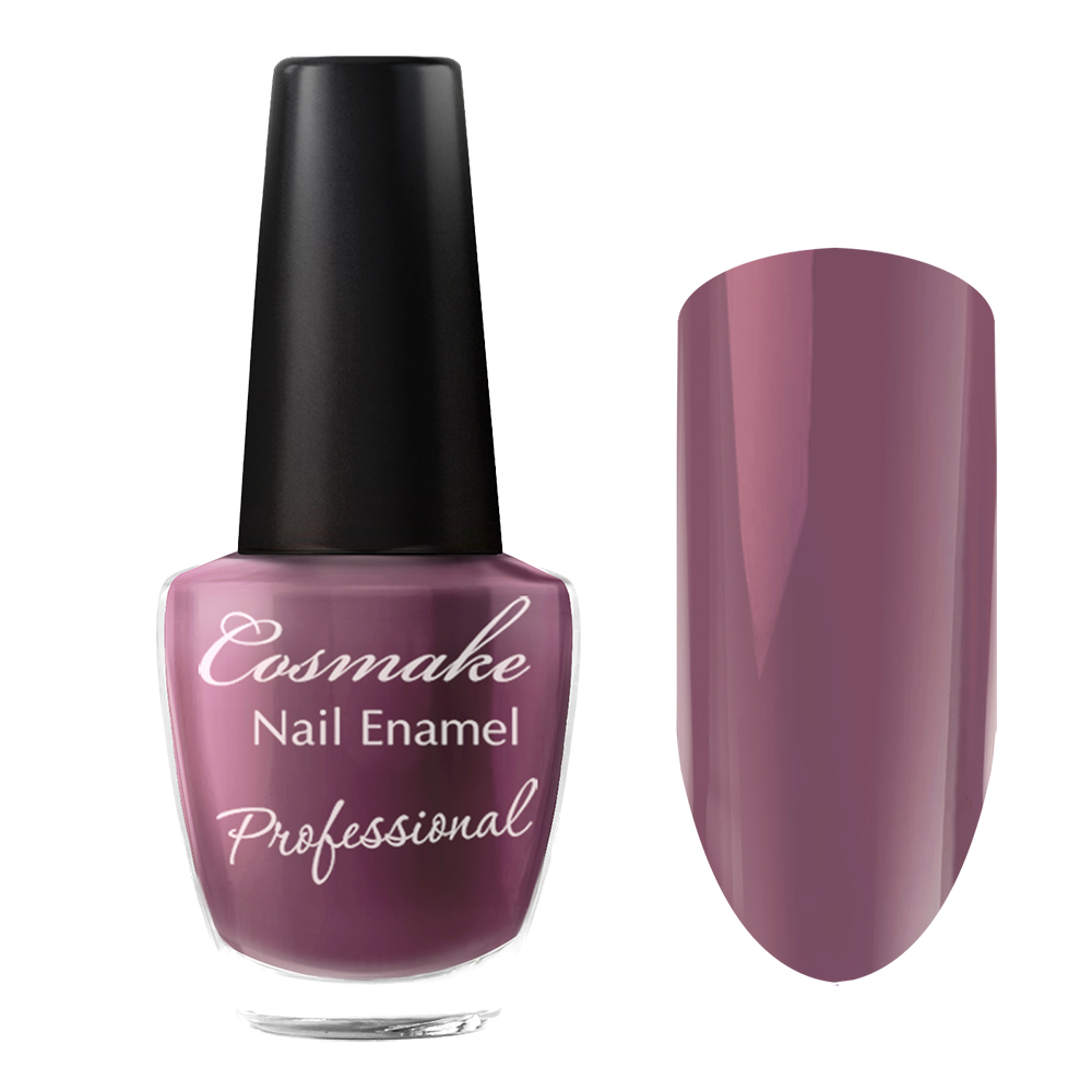 095 Лак для ногтей Professional Cosmake 16мл Серо-Лиловый