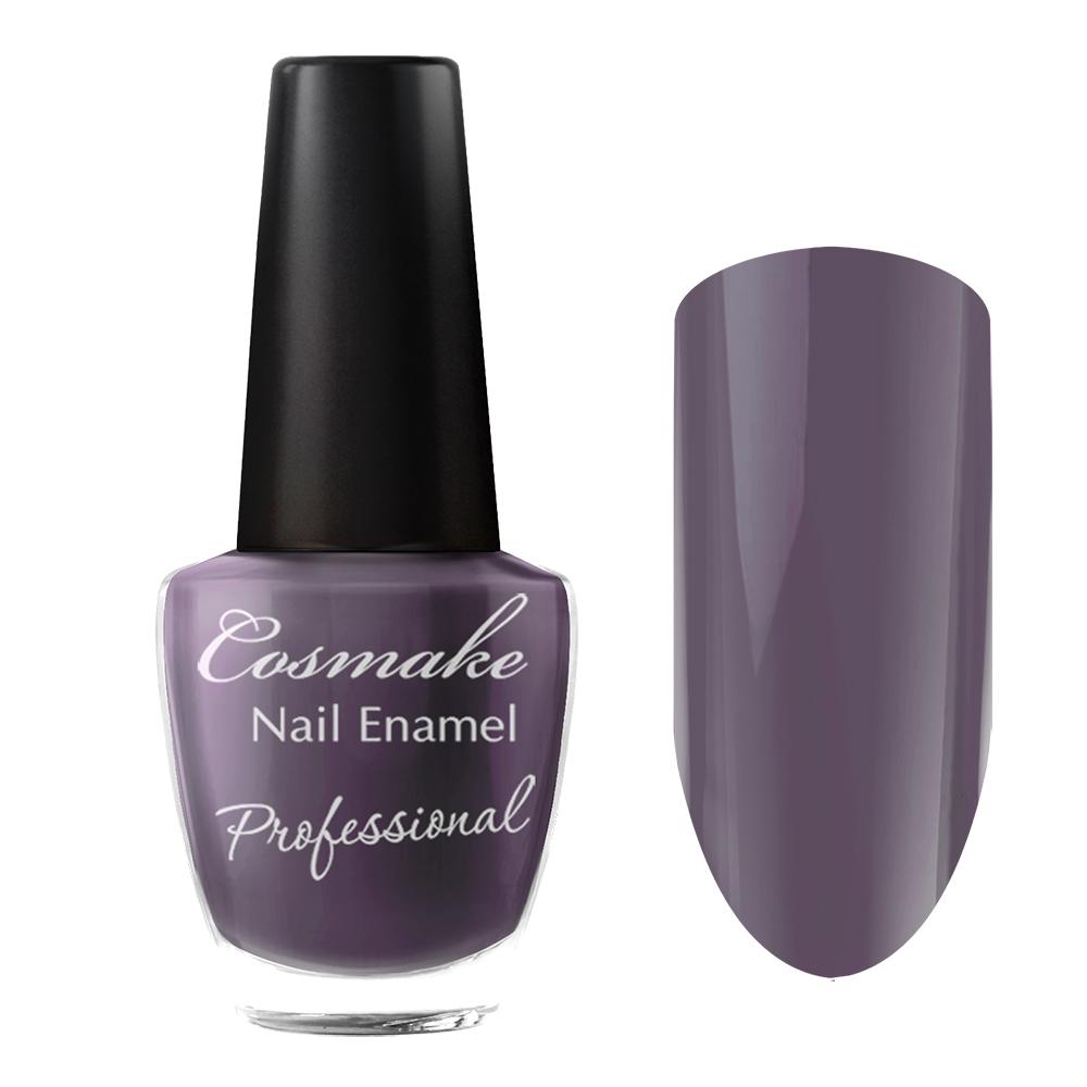 096 Лак для ногтей Professional Cosmake 16мл Серо-Фиолетовый
