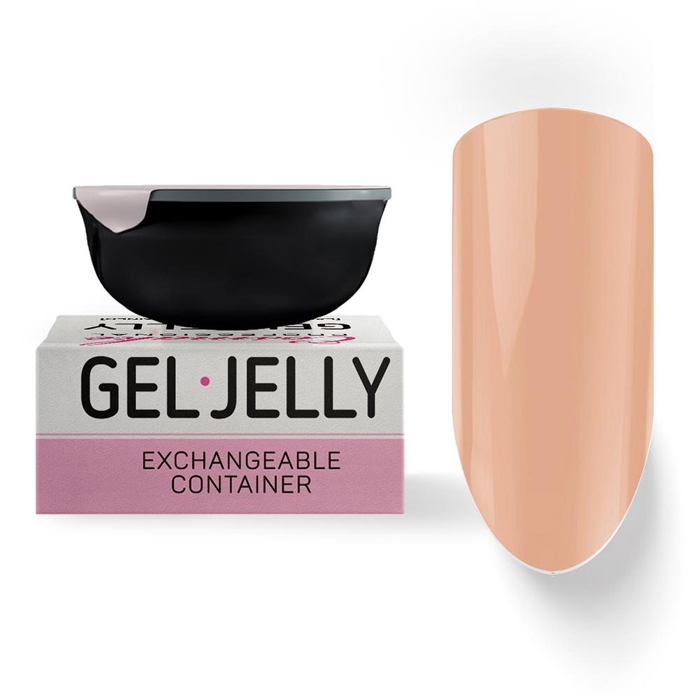 Z7017 Гель-желе камуфляж 4 молочно-розовый 15 гр. Cosmake