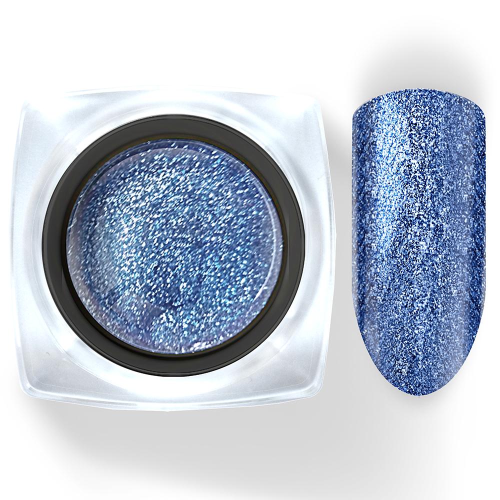 106 Гель-лак жидкая фольга Синий Diamant  5г Cosmake Premium