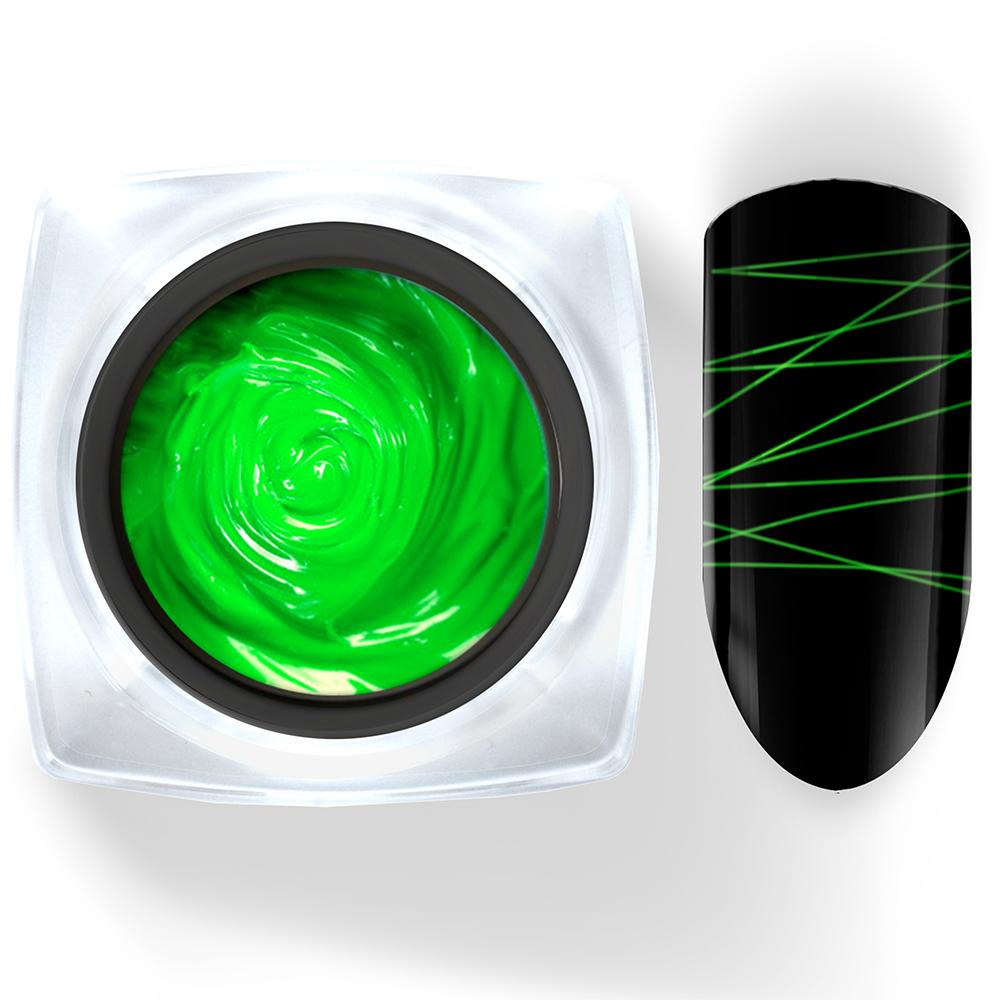 024 Гель-краска Паутинка 5г зеленая Cosmake Premium
