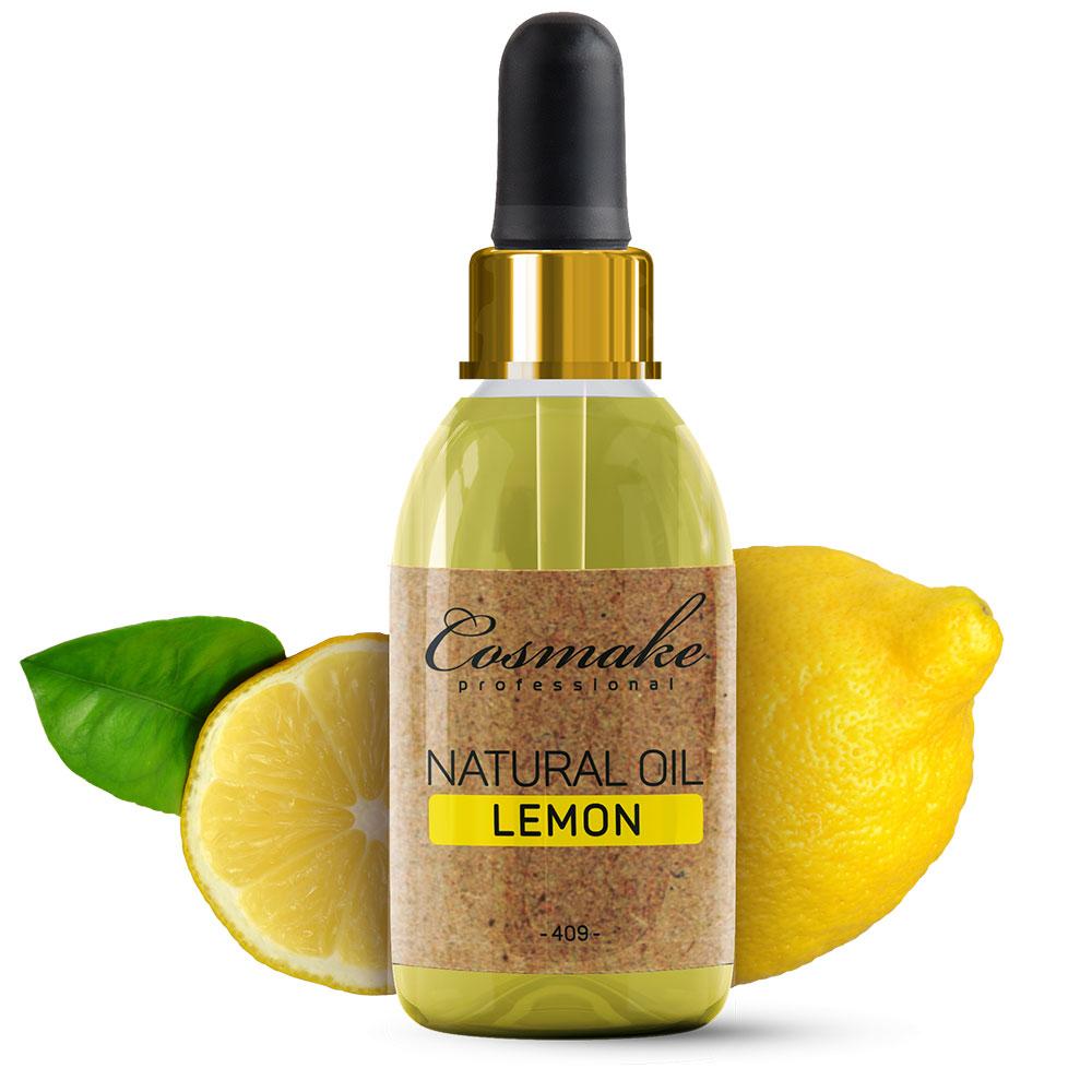 409 Масло Лимон для ногтей натуральное 30мл