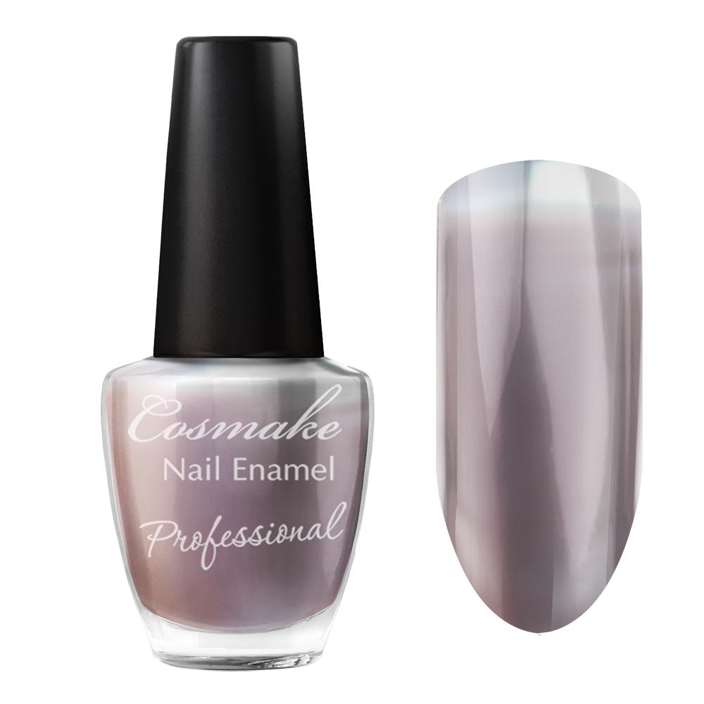 101 Лак для ногтей Professional Cosmake 16мл Бело-Розовый перламутр