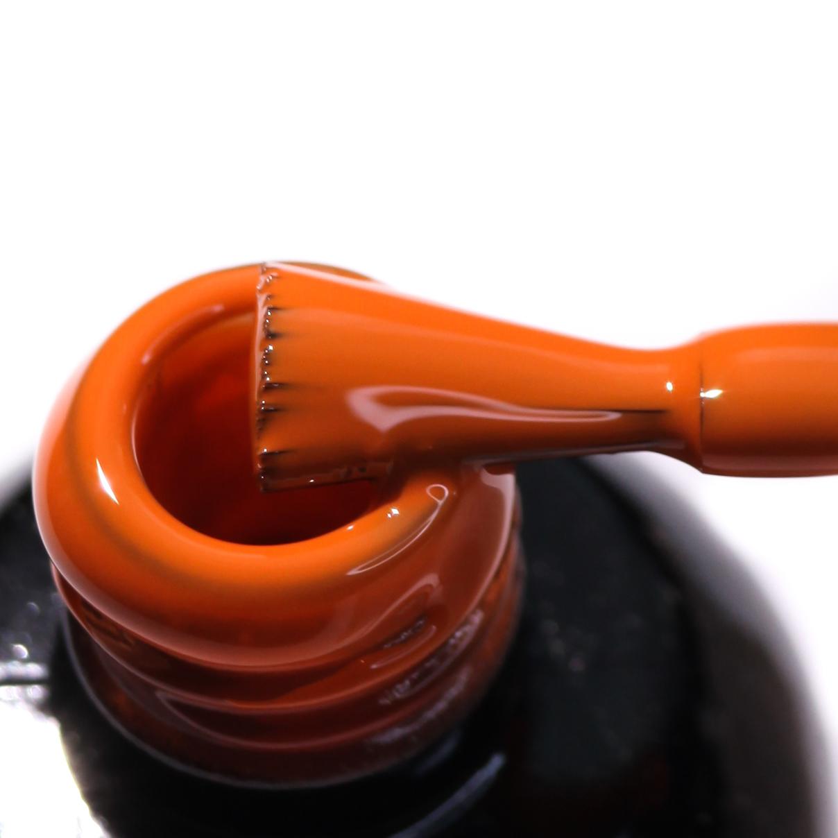 0137 Гель-лак с липким слоем 11мл Cosmake Бледно-Оранжевый