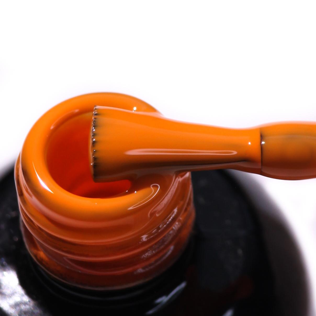 0139 Гель-лак с липким слоем 11мл Cosmake Светло-Оранжевый