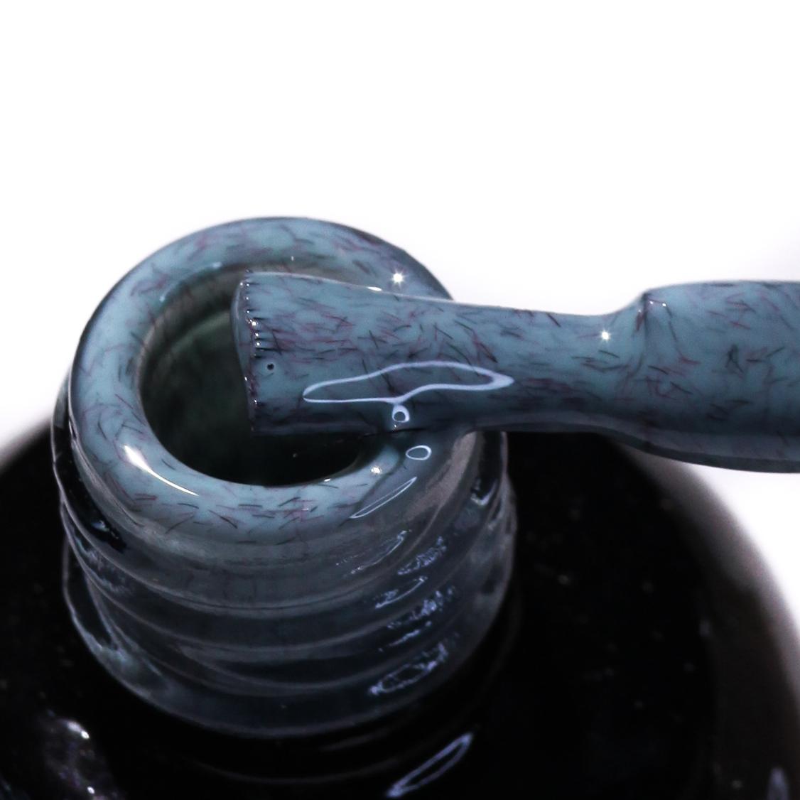 0173 Гель-лак с липким слоем 11мл Cosmake Серо-Голубой
