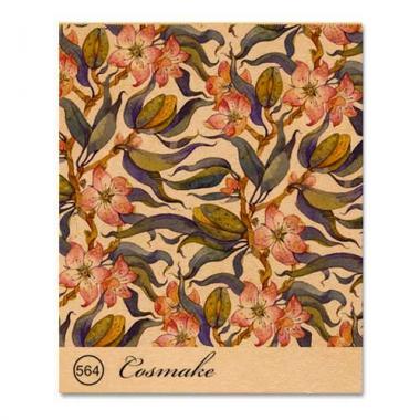 Фотодизайн 564 Цветочный орнамент