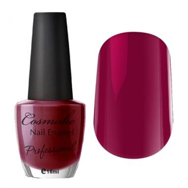 Лак для ногтей 41 Пурпурно-Розовый (плотный оттенок)