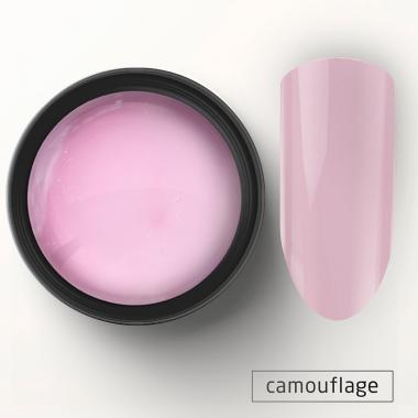 5020 Гель Bio розовый LED/УФ 15 гр