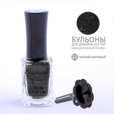Бульонки 03 Черный