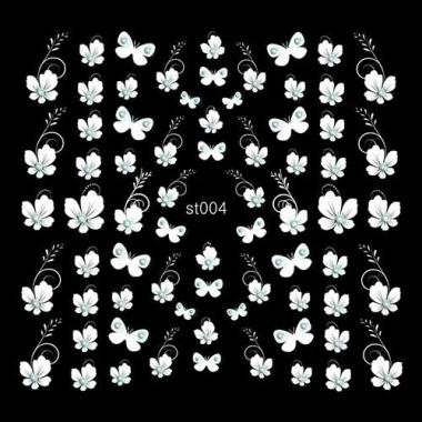 103 Наклейки со стразами Cleola Beauty/12