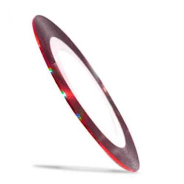 Лента для дизайна ногтей Color Line 5 Рубин