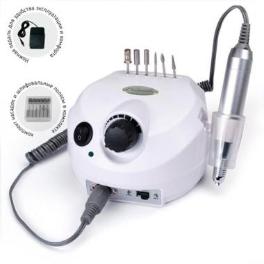 Машинка для аппаратного маникюра и педикюра с комплектом насадок (GM-2)