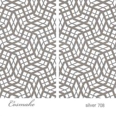 Слайдер Дизайн 708 фольг/серебро голография Игры разума