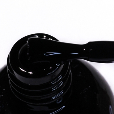 002 Гель-лак с липким слоем 11мл Cosmake Черный