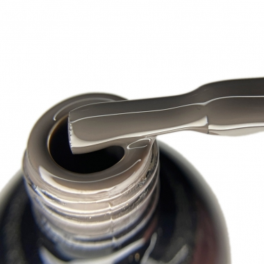 007 Гель-лак с липким слоем 11мл Cosmake Темно-Серый