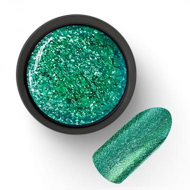 Гель-лак жидкая фольга светло-зелёный 05 5г Cosmake