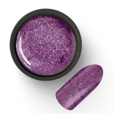 11 Гель-лак жидкая фольга Фиолетовый 5г Cosmake